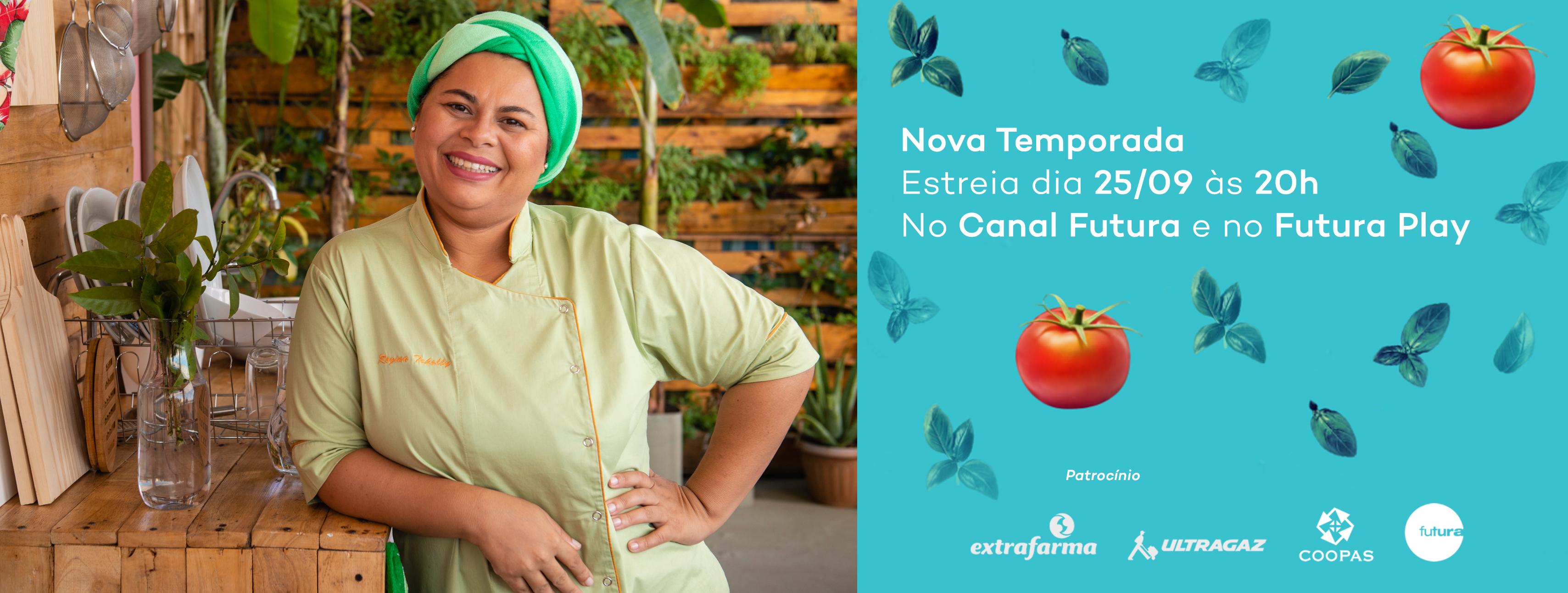 """Segunda temporada de """"Amor de Cozinha"""" prestigiará alimentos típicos brasileiros"""